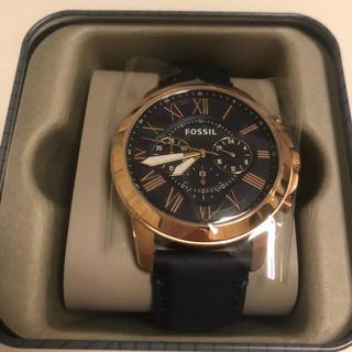 フォッシル(FOSSIL)のフォッシル FOSSIL 腕時計 GRANT FS4835IE(腕時計(アナログ))