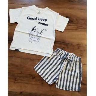 ジェラートピケ(gelato pique)のジェラートピケ キッズ Tシャツ&ショートパンツ(Tシャツ/カットソー)
