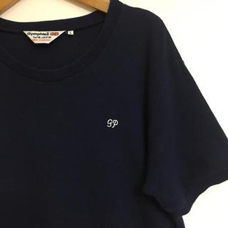ジムフレックス(GYMPHLEX)のジムフレックス  Gymphlex  Tシャツ 【イギリス製】ネイビー(Tシャツ/カットソー(半袖/袖なし))