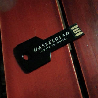 ライカ(LEICA)のハッセルブラッド USBキー レア メモリ(デジタル一眼)
