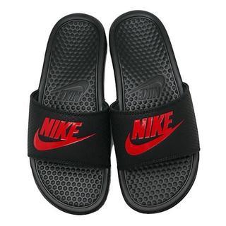 アディダス(adidas)の新品!!ナイキ NIKE ベナッシ サンダル☆ビーチサンダル・23㎝ S (サンダル)