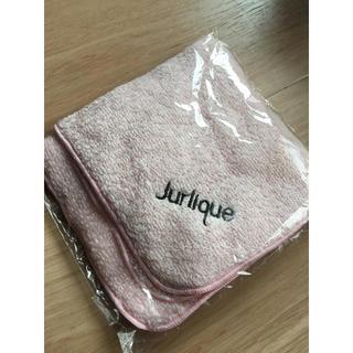 ジュリーク(Jurlique)の新品⚠️【お値下げ】未使用jurliqueジュリークハンドタオルベビーピンク(ハンカチ)