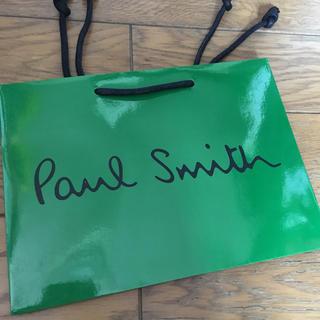 ポールスミス(Paul Smith)の新品ポールスミス 紙袋 ショップ袋(ショップ袋)