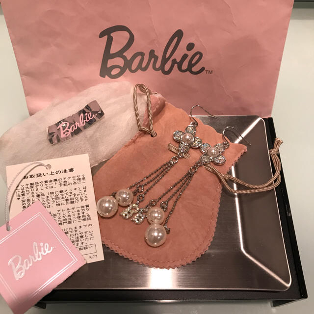 Barbie(バービー)のバービー ピアス レディースのアクセサリー(ピアス)の商品写真