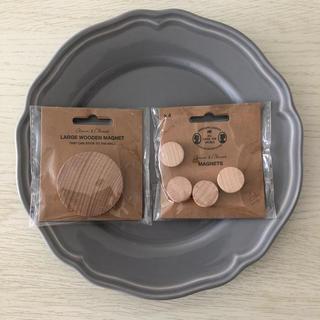 イケア(IKEA)のソストレーネグレーネ 新作 木製マグネットセット(オフィス用品一般)