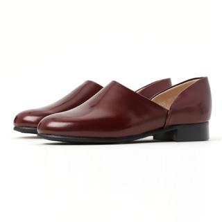 ハルタ(HARUTA)のHaruta 革靴 ハルタ スポックシューズ 【24.5cm】ZARA(ローファー/革靴)