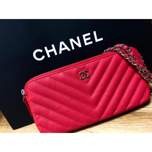 CHANEL - CHANELの財布(新品)の通販 by さんしろう's shop|シャネルならラクマ