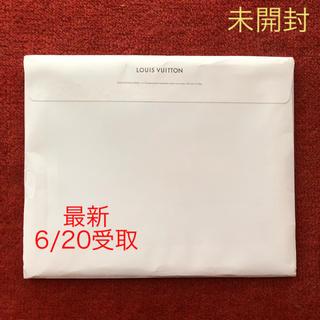 ルイヴィトン(LOUIS VUITTON)の【新品未開封】ルイヴィトン カタログ(ファッション)