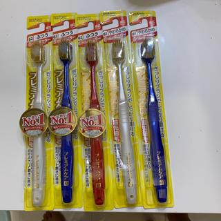 エビス(EVISU)のエビス歯ブラシ 5本セット(歯ブラシ/デンタルフロス)