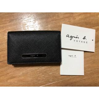 アニエスベー(agnes b.)のアニエス・ベー ボヤージュ YM11-06 カードケース(名刺入れ/定期入れ)