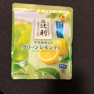 辻利 グリーンレモーンティー(茶)