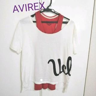 アヴィレックス(AVIREX)のAVIREX◇Tシャツ(Tシャツ(半袖/袖なし))