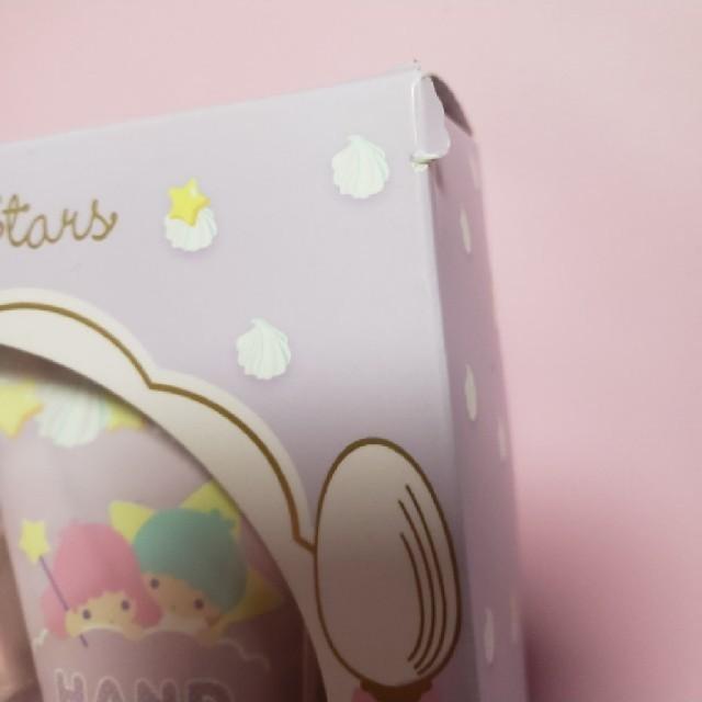 サンリオ(サンリオ)の新品✨ キキララ 保湿ケアセット リップバーム  バンドクリーム コスメ/美容のスキンケア/基礎化粧品(リップケア/リップクリーム)の商品写真