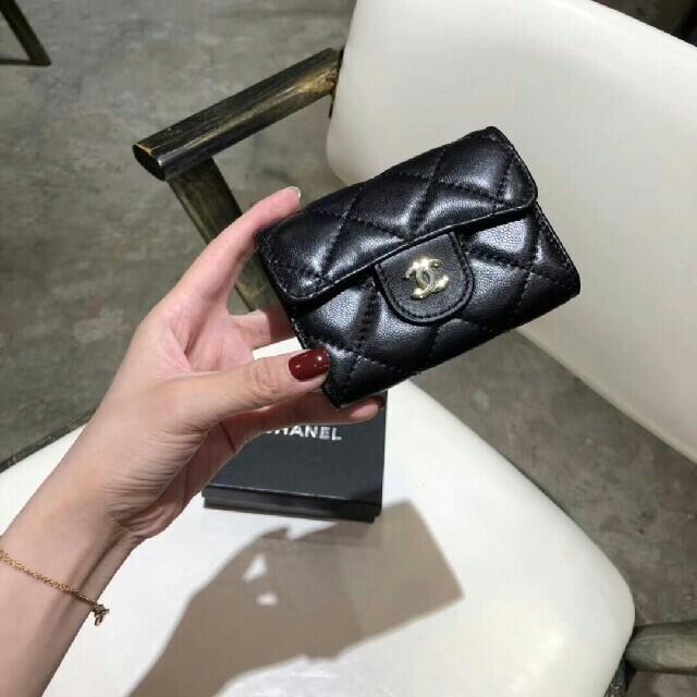 ミュウミュウ バッグ レプリカ full | CHANEL - CHANEL シャネル 財布 ブラックの通販 by ヒキラ's shop|シャネルならラクマ