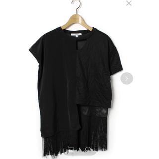 アメリヴィンテージ(Ameri VINTAGE)の専用!アンスリード フリンジトップス(Tシャツ(半袖/袖なし))