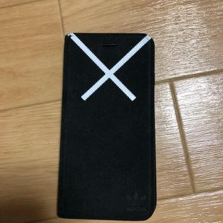 アディダス(adidas)のiphone7.8用手帳型ケース adidas(iPhoneケース)
