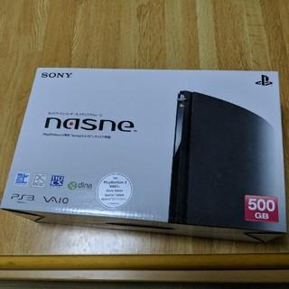 ナスネ(nasne)のナスネ NASNE 500GBモデル (その他)