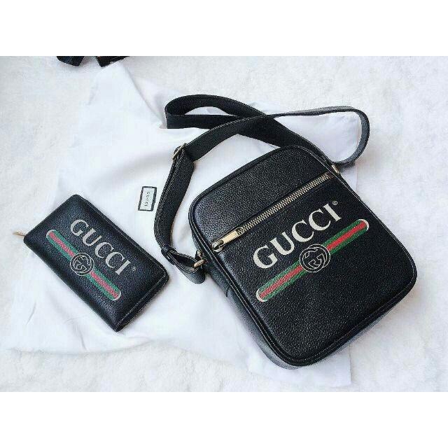 Gucci - グッチ ショルダーバッグ メッセンジャーバッグ  メンズの通販 by Morishima's shop|グッチならラクマ