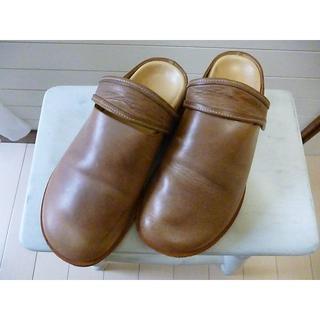 ミナペルホネン(mina perhonen)の専用 ebagos エバゴス 靴 サボ(その他)