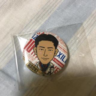 トゥエンティーフォーカラッツ(24karats)の小林直己 ミニ缶バッチ(国内アーティスト)