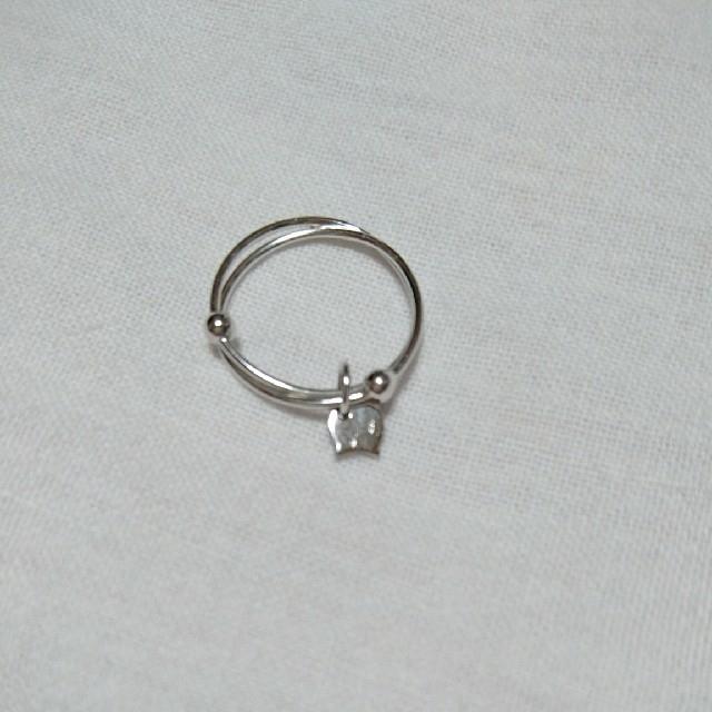 クリオブルー  シルバーリング レディースのアクセサリー(リング(指輪))の商品写真