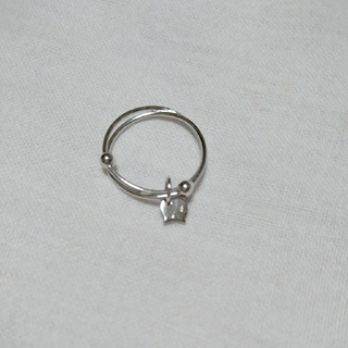クリオブルー  シルバーリング(リング(指輪))