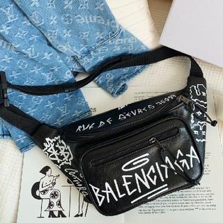 バレンシアガ(Balenciaga)のBALENCIAGA バレンシアガ  ボ ディーバッグ  斜め掛けバッグ(ボディーバッグ)
