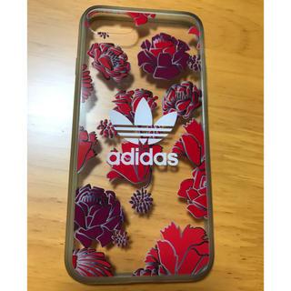 アディダス(adidas)のiPhone7/8用ケース アディダス(iPhoneケース)