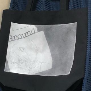 ヨウジヤマモト(Yohji Yamamoto)のground Y エヴァ(トートバッグ)