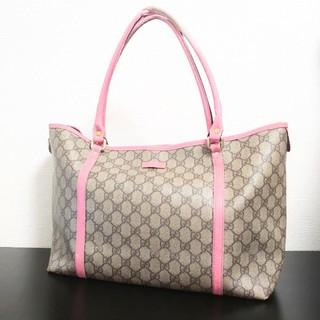 グッチ(Gucci)の✨お買い得✨定価10.5万✨ グッチ ジョイ GG トートバッグ ベージュ(トートバッグ)