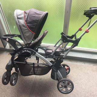 ベビートレンド(Baby Trend)の2人のりベビーカー(ベビーカー/バギー)