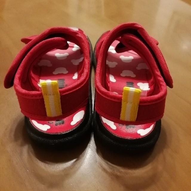 mikihouse(ミキハウス)の☆mikihouse☆ 16cm サンダル キッズ/ベビー/マタニティのキッズ靴/シューズ (15cm~)(サンダル)の商品写真
