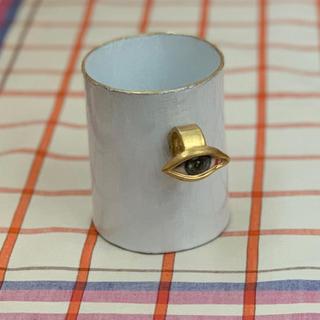 アッシュペーフランス(H.P.FRANCE)のASTIER de VILLATTE / アスティエ×セレナキャロンヌ カップ(食器)