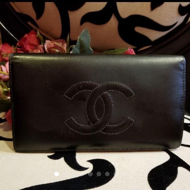 CHANEL - ♥️シャネル財布✨♥️CHANEL✨♥長財布の通販 by ゆ❤(ӦvӦ。)み's shop|シャネルならラクマ