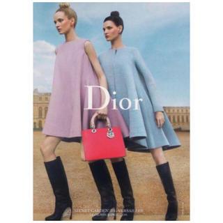 クリスチャンディオール(Christian Dior)のディオールワンピース シャネル エルメスフェンディヴァレンティノ プラダセリーヌ(ひざ丈ワンピース)