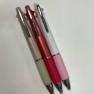 ミツビシエンピツ(三菱鉛筆)のジェットストリーム/限定カラー/3本セット(ペン/マーカー)