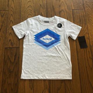 ハーレー(Hurley)のHurley新品ボーイズ用Tシャツ グレー 110(Tシャツ/カットソー)