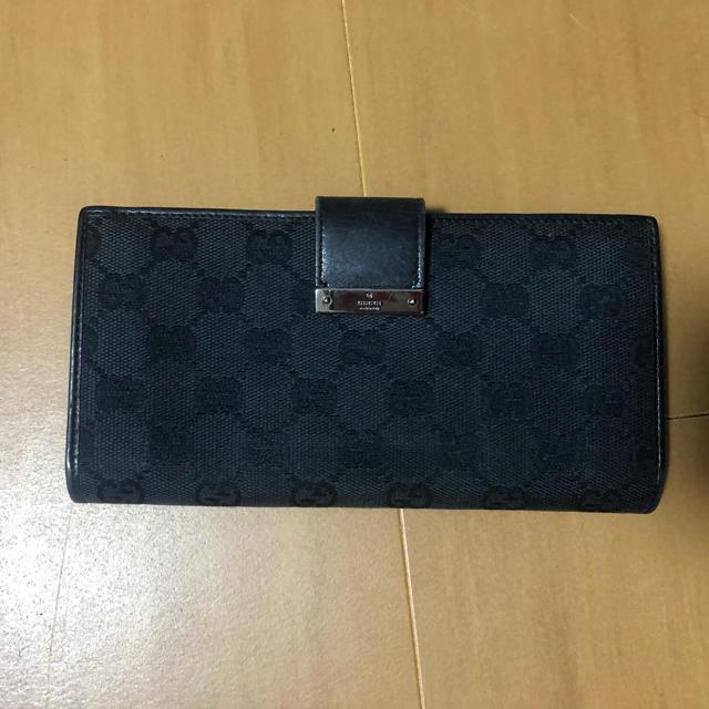 Gucci - GUCCI 長財布の通販 by 子パンダ's shop  令和SALE中|グッチならラクマ