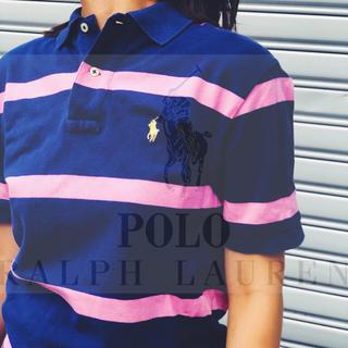 ポロラルフローレン(POLO RALPH LAUREN)の【送料無料】ラルフローレン ポロシャツ 古着 (ポロシャツ)