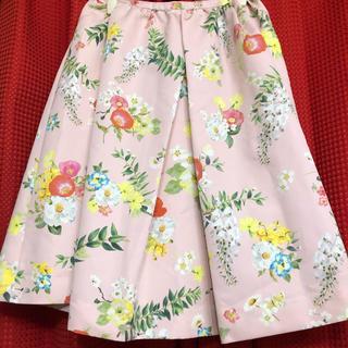 チェスティ(Chesty)の花柄スカート chay お嬢様 RAY cancam VIVI(ひざ丈スカート)