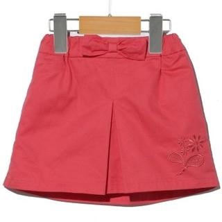 ブリーズ(BREEZE)の【BREEZE】ブリーズ センタープリーツスカート子供服 定価2,808円 新品(スカート)
