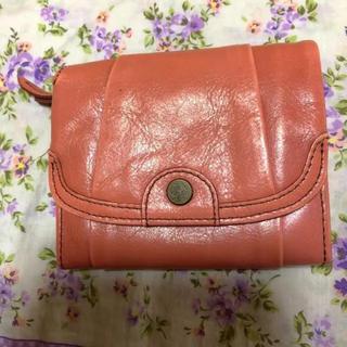 ダコタ(Dakota)のダコタ 二つ折り財布 ピンク(折り財布)