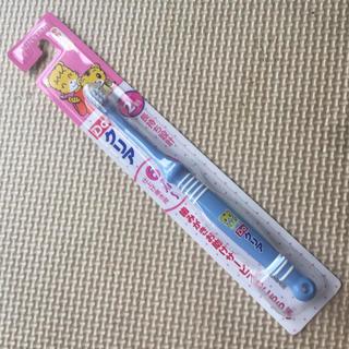 サンスター(SUNSTAR)のしまじろうキャラクター子供ハブラシ 6ヶ月〜 やわらかめ(歯ブラシ/歯みがき用品)