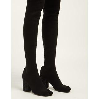 マルタンマルジェラ(Maison Martin Margiela)のmaison margiela 足袋ブーツ  ニーハイブーツ  新品(ブーツ)