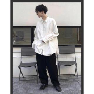 アンユーズド(UNUSED)の【19SS】toironier トワロニエ ルーズシャツ テシマ着(シャツ)