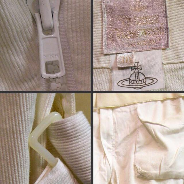 Vivienne Westwood(ヴィヴィアンウエストウッド)の希少Viviセール♪ゴールドlabel メンズのパンツ(その他)の商品写真