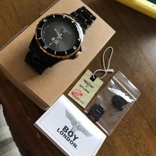 ボーイロンドン(Boy London)のBOY LONDON腕時計(腕時計)