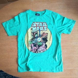 ジーユー(GU)のSTAR WARS Tシャツ 140㎝(Tシャツ/カットソー)