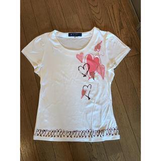 エムズグレイシー(M'S GRACY)のエムズグレイシーティシャツ(Tシャツ(半袖/袖なし))