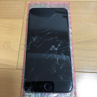 アップル(Apple)のiPhone6 PLUS 64GB simフリージャンク品(スマートフォン本体)